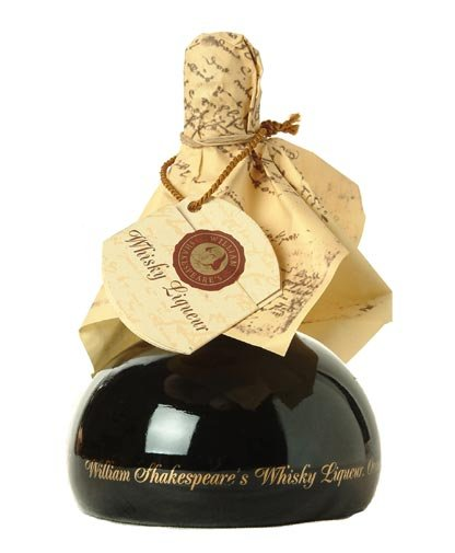 William Shakespeare's Whisky Liqueur