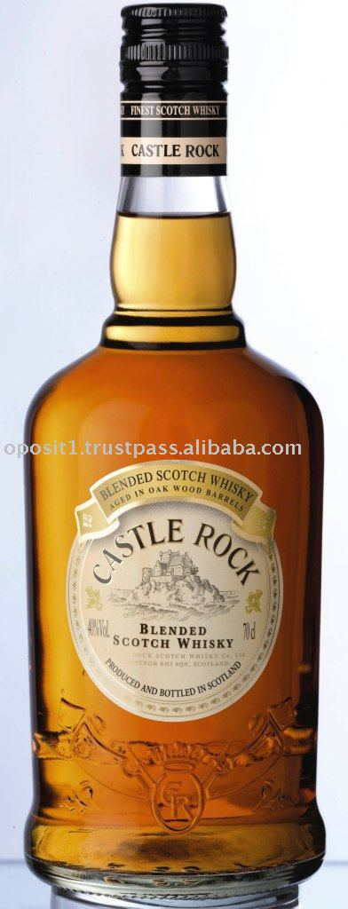 Castle Rock Scotch Whisky