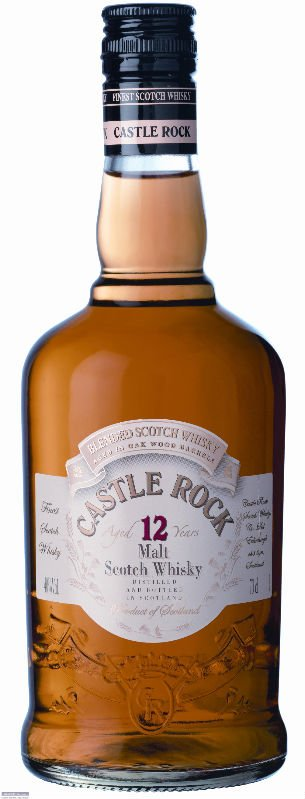 CASTLE ROCK PURE MALT 12 YO