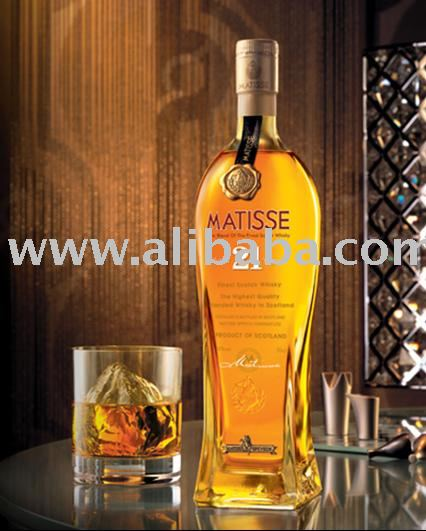 Matisse 21 Years Old Scotch Whisky