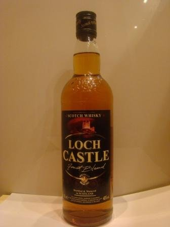 Scotch Whisky Loch Castle For 3 Eur / Bottle