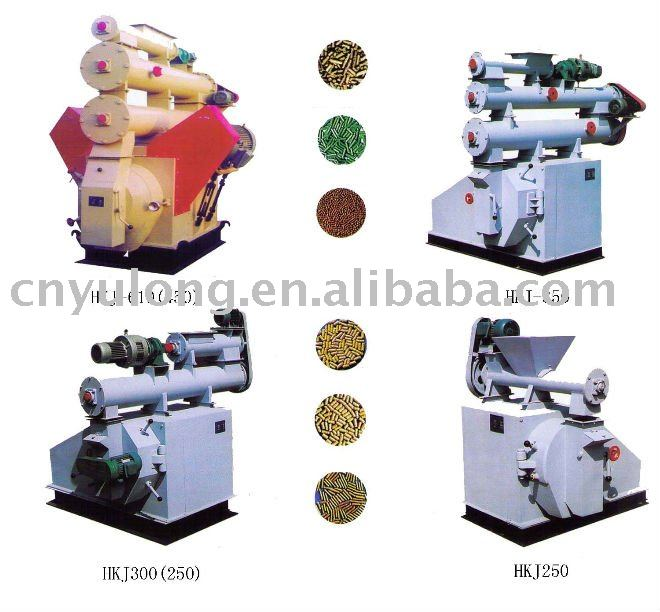 Rabbit Feed Ring Die Pellet Mill