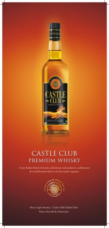 Castle Club Whisky