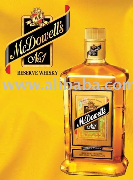 Mcdowells No 1 Reserve Whisky