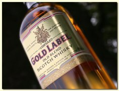 Lombard's Gold Label Whisky