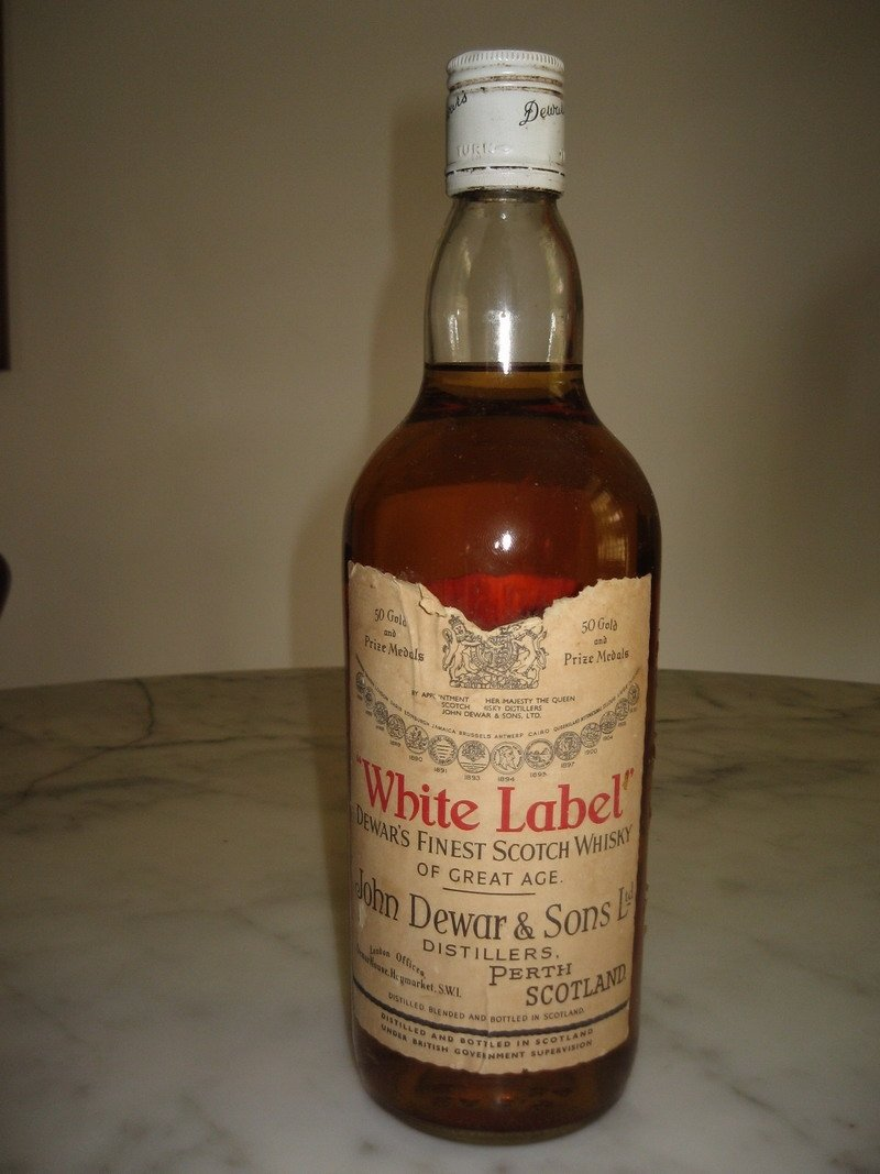White Label Whisky