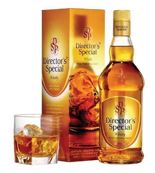 Director Special Whisky