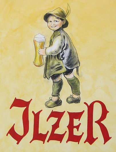 Ilzer top quality beer, spirits and wine