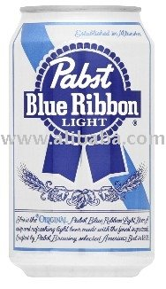Pabst Blue Ribbon Light Low Alcohol Beer