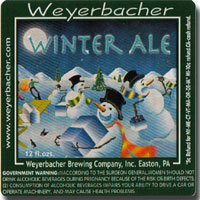 Beers : Weyerbacher Brewing Co. Winter Ale (Strong Ale - Winter)