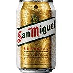 San miguel beer 50cl