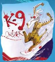 Beers  : Flying Dog Brewery K-9 Cruiser (Strong Ale - Winter)