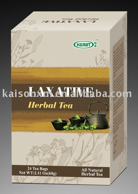 it is good for the treatment of constipation of Laxative Tea