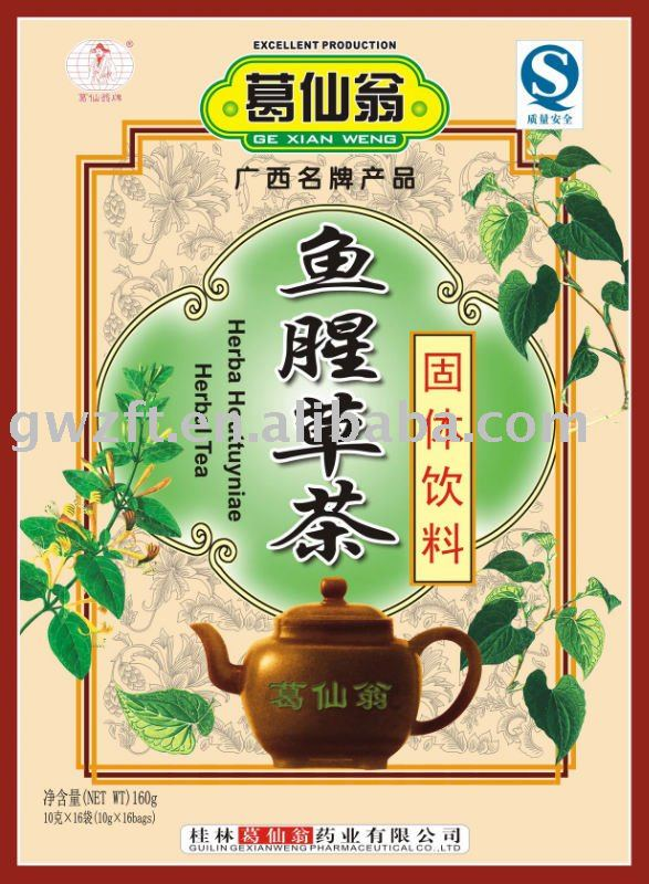 Herbal Houttuynia Herbal Tea(granule)