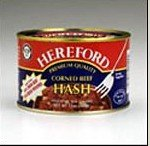 Hereford Premium Corned Beef Hash (3 lbs.)