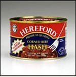 Hereford Premium Corned Beef Hash (15 oz.)