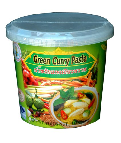 Green Curry Paste - 400gm