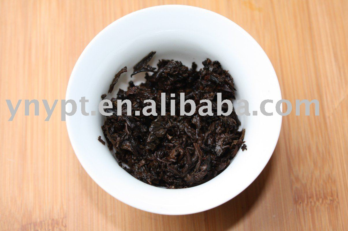 slimming Pu er tea
