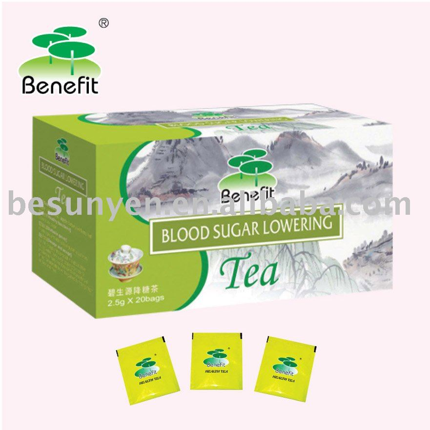 Blood Sugar Lowering Tea diabetes regulating