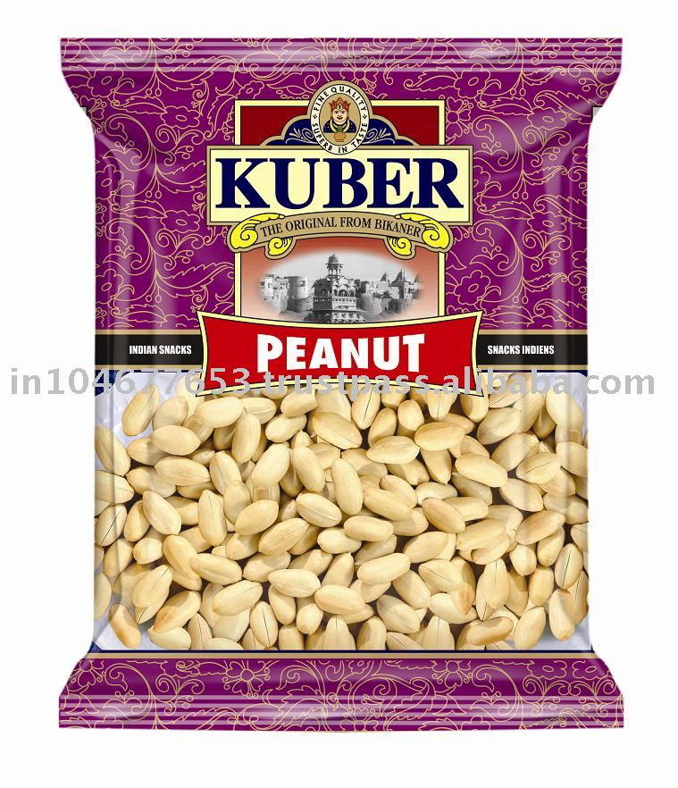 Peanuts from India Delhi , Peanuts manufactory KUBER FOOD PRODUCTS