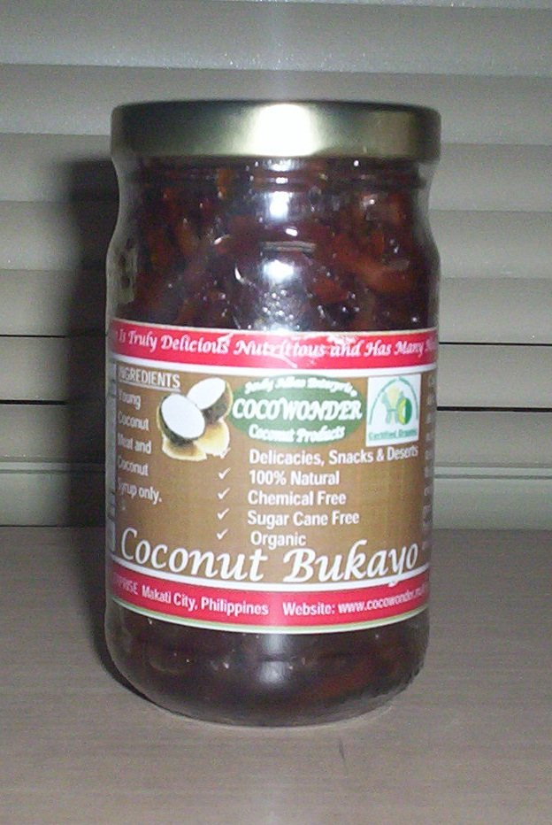 COCONUT BUKAYO - Truly delicious and nutritious made of Coconut Sugar and Young Coconut Meat only