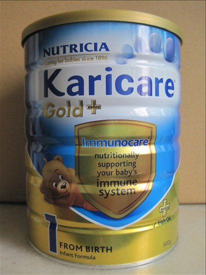 Karicare & Wyeth S26