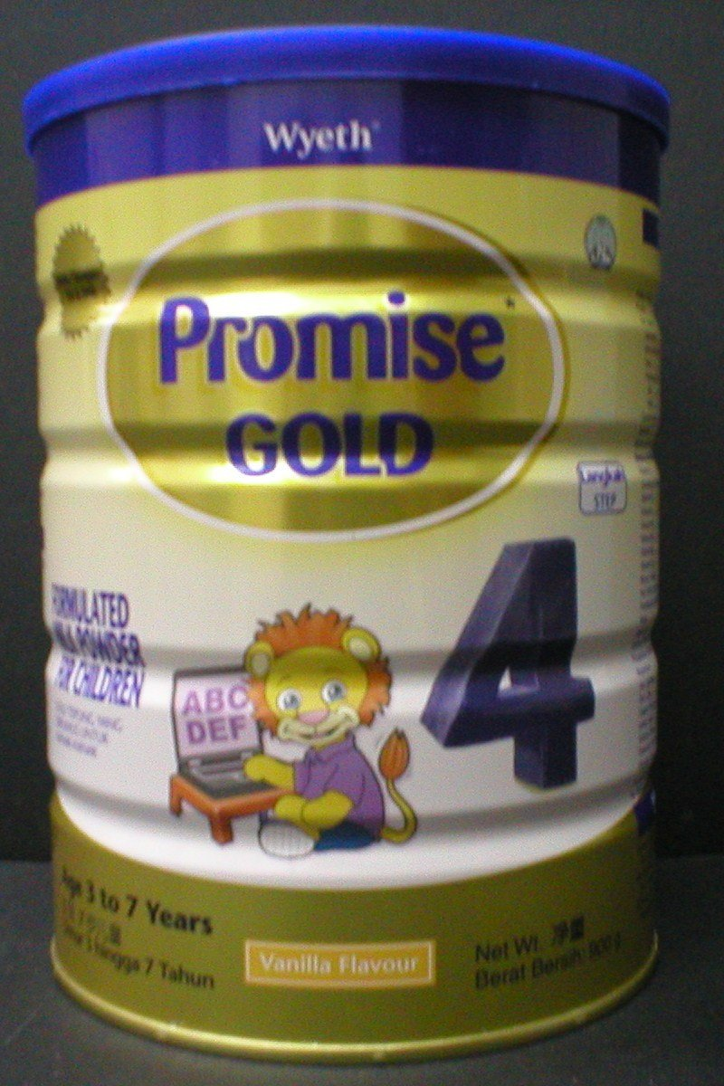 Promise Gold milk powder