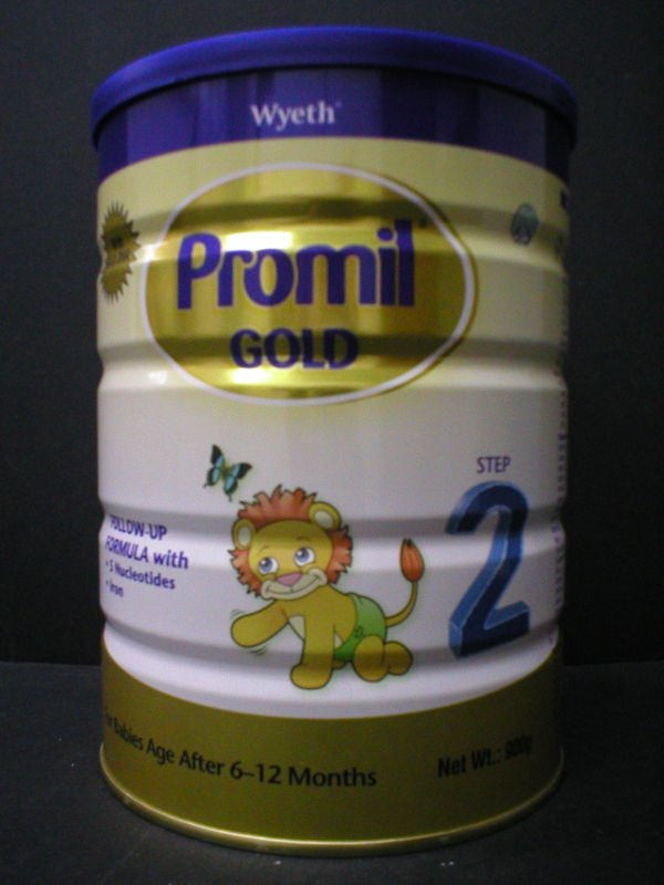 Promil Gold milk powder