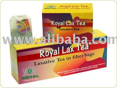 Royal lax tea