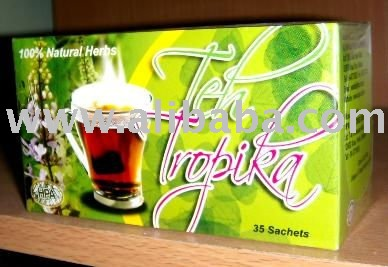 "Herbal Tropical Tea ""Orthosiphon"" Misai Kucing"