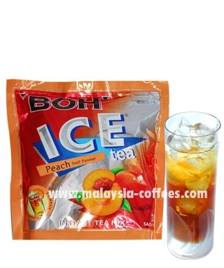 BOH Ice Tea-Peach