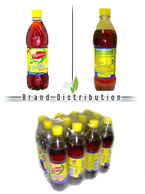 Lipton Ice-Tea Lemon 500ml