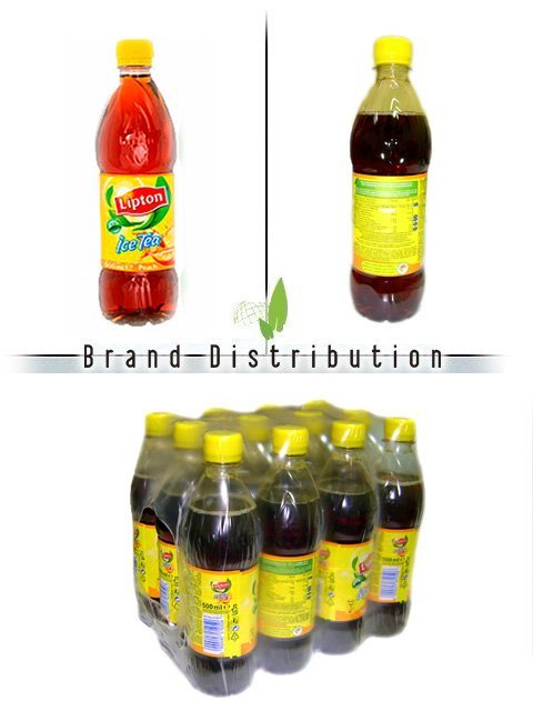 Lipton Ice-Tea Peach 500ml