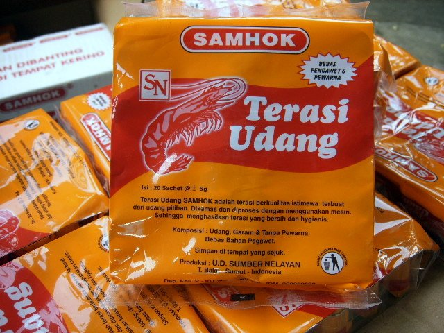 Shrimp paste / Belacan products,Indonesia Shrimp paste / Belacan ...