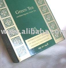 A cup of Harmony - Pure Organic Green Tea