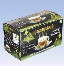 Herbal Tea With Betel Leaves