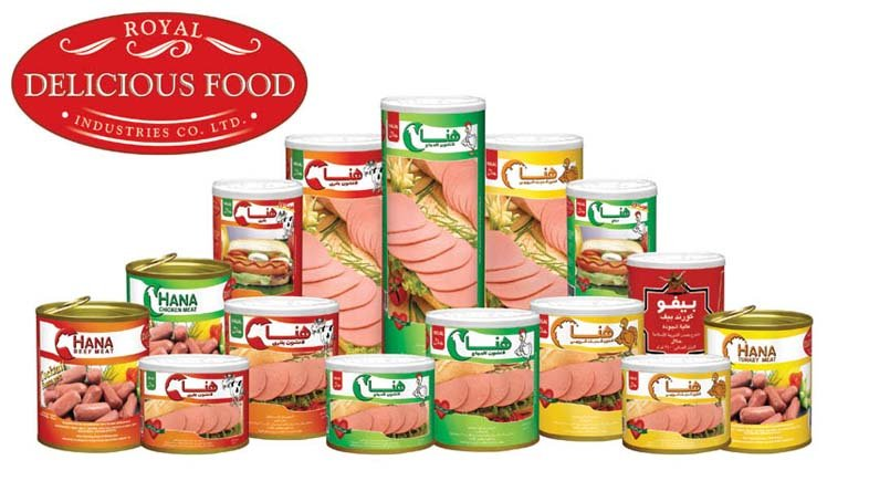 Halal Canned Luncheon Meat, Sausages And Corned Beef