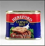 Hereford Corned Beef (7 oz.)