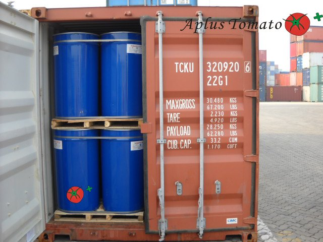 Drum tomato paste CB/HB, drum packing, 28-30%, 2010 crop