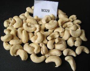 Cashew nuts kernel W320
