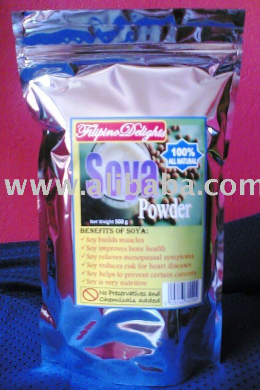 FILIPINO DELIGHTS SOYA POWDER