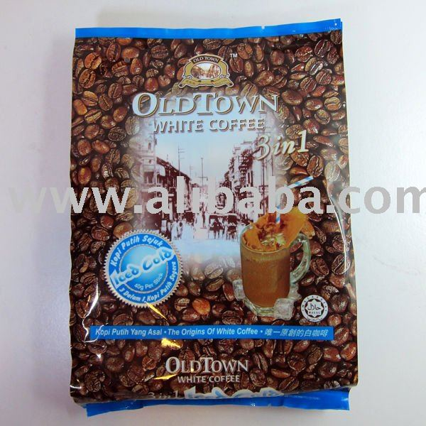 OldTown White Coffee 3 in 1 Ice Cold