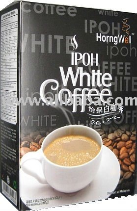 Horngwell 3 in 1 Instant Ipoh White Coffee