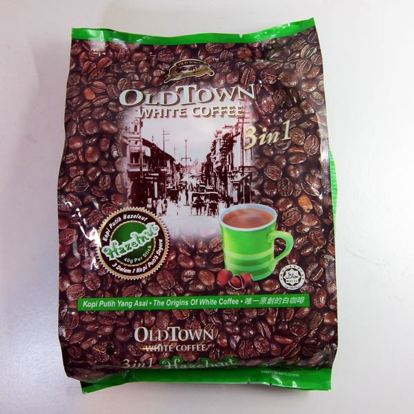 OldTown White Coffee 3 in 1 Hazelnut