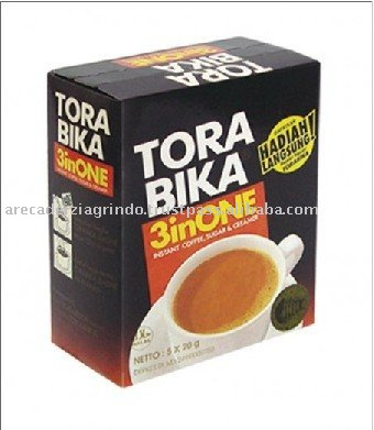 Torabika 3 in 1 Coffee