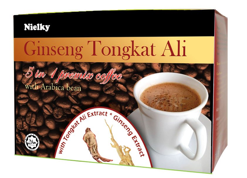Ginseng Tongkat Ali Coffee