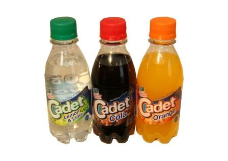 Cadet Soft Drinks
