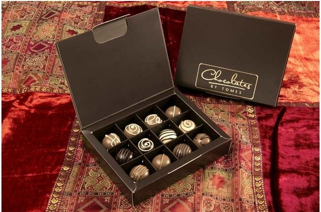 Chocolate Gift Boxes South Africa : Piece gift boxes chocolate products south africa
