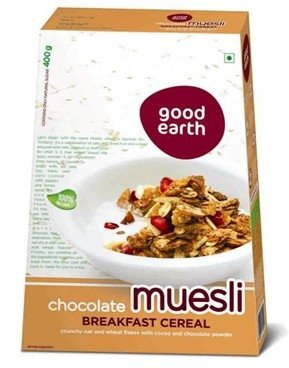 Good Earth Chocolate Muesli