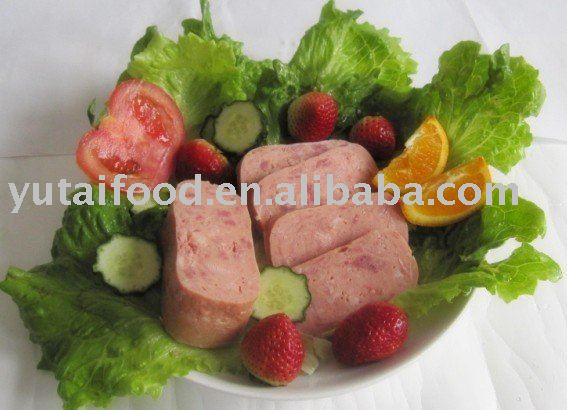 Canned Meat : Pork Luncheon Meat